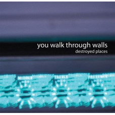 "You Walk Through Walls - Destroyed Places (10"")"