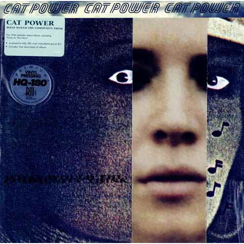 Cat Power - What Would The Community Think (RTI)
