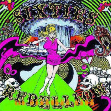 VA - Sixties Rebellion Vol. 11 Psychedelia #1, The Hydrogen Atom
