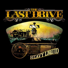 The Last Drive - Heavy Liquid (Red 2xLP)