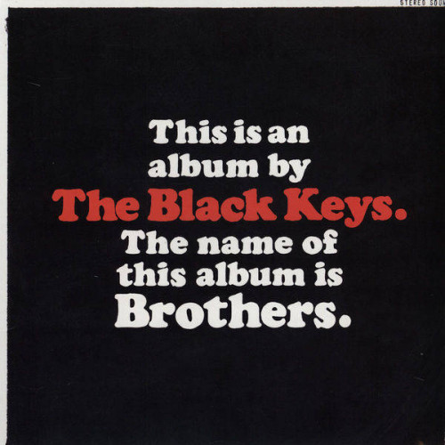 The Black Keys -	Brothers (2xLP)