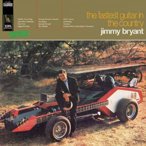 Jimmy Bryant - The Fastest Guitar in the Country