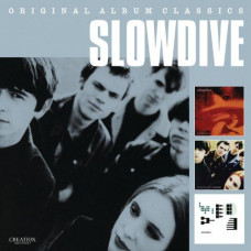Slowdive - Original Album Classics (3xCd Box Set)
