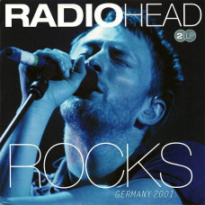 Radiohead - Rocks Germany 2001 (2xLP)