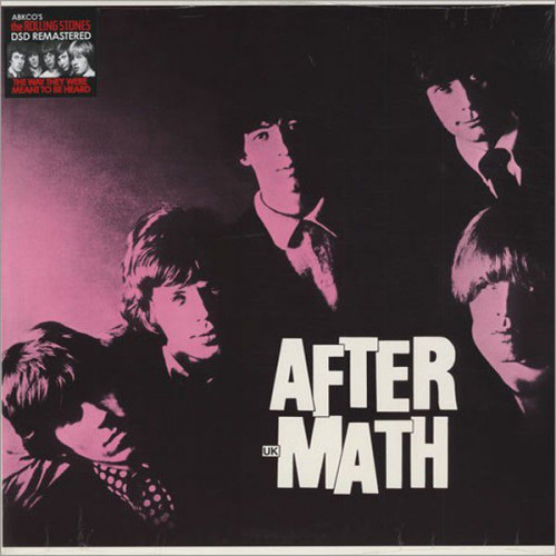 The Rolling Stones - Aftermath (DSD)
