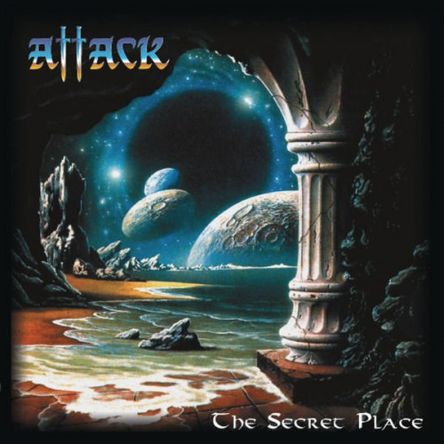Attack - The Secret Place (Cd)