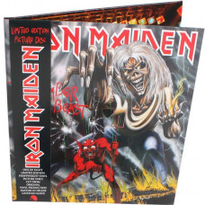 Iron Maiden - The Number Of The Beast (Ltd Picture disc)
