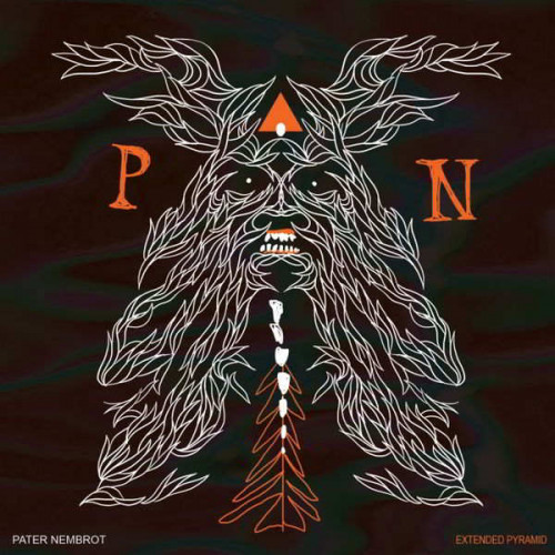 """Pater Nembrot - Extended Pyramid (12"""" Ep)"""