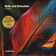 "Belle And Sebastian - Crash (7"")"