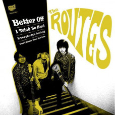 "The Routes - Better Off (Ltd Col. 7"" Ep)"