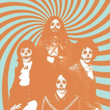 The Cosmic Dead - S/T (Ltd Orange 2xLP)