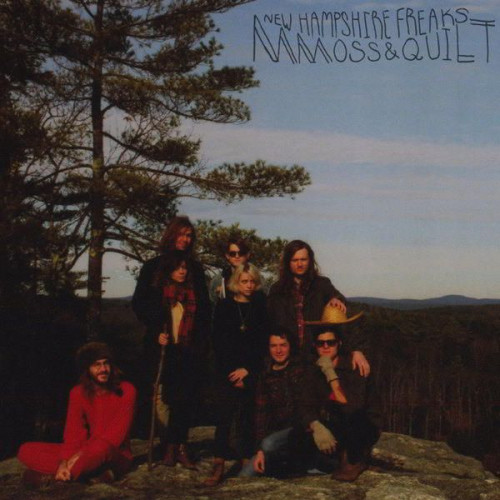 """Mmoss & Quilt - New Hampshire Freaks (10"""")"""