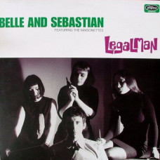 "Belle And Sebastian - Legal Man (12"")"