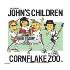 "Legendary John's Children/Hypnotic Eye - Cornflake Zoo/Smashed! Blocked! (7"" RSD 2013)"