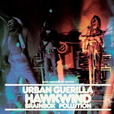 "Hawkwind - Urban Guerrilla / Brainbox Pollution (Ltd 7"")"