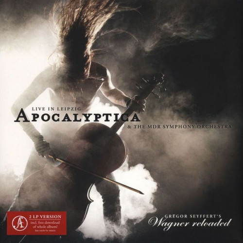 Apocalyptica & MDR Symphony Orchestra-Wagner Reloaded-Live In Leipzig (2xLP)
