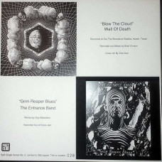 "Wall Of Death/The Entrance band - Split Single  (10"" Ltd of 200)"