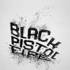Black Pistol Fire - Hush or Howl (Red translucent)