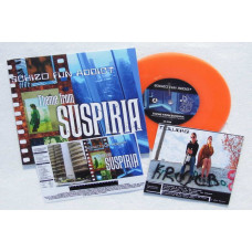 "Schizo Fun Addict - Theme From Suspiria (Ltd Orange 7"")"
