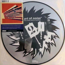Art Of Noise - Live At The End Of A Century (Pic Disc RSD 2014)
