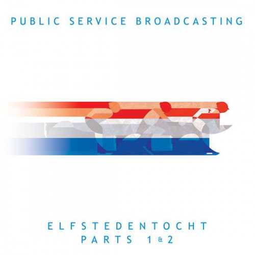 "Public Service Broadcasting-Elfstedentocht (Parts 1&2) (Ltd 7"" RSD 2014)"