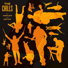 "The ‎Chills - Molten Gold / Pink Frost 13 (7"")"