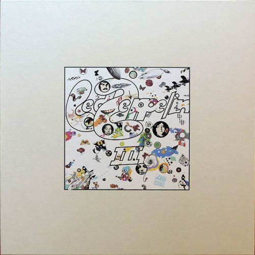 Led Zeppelin - III (Super Deluxe Edition Box Set)