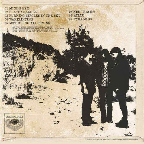 The Myrrors - Burning Circles In The Sky (CD Edition with Bonus Tracks)