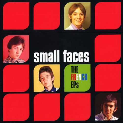"""Small Faces - The French EPs (Ltd RSD 2015 5x7"""" Box)"""
