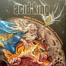 Acid King - Middle Of Nowhere, Center Of Everywhere (Ltd Col.)