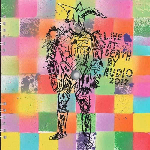 """VA - Live At Death By Audio 2012 (Col 6x7"""")"""
