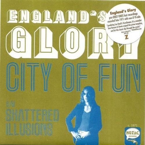 "England's Glory - City Of Fun (Ltd 7"")"