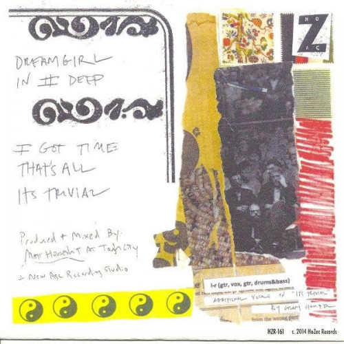 """Connections - 5 Imaginary Boys (7"""")"""