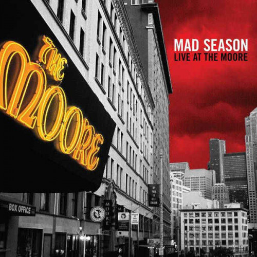 Mad Season - Live At The Moore (2xLP)