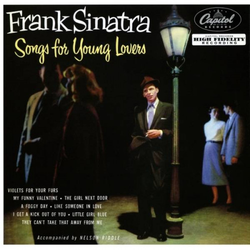 """Frank Sinatra - Songs For Young Lovers (Ltd 10"""" RSD 2015)"""