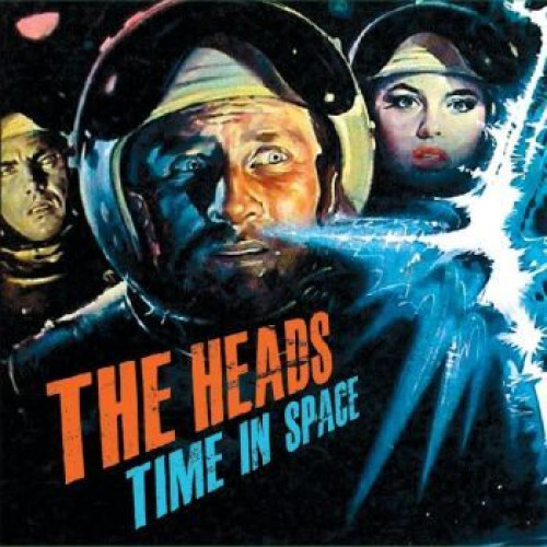 The Heads - Time In Space (Ltd Col. 2xLP)