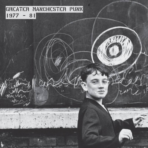 VA - Greater Manchester Punk 1977-81