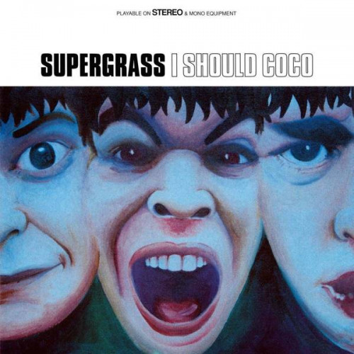"Supergrass - I Should Coco (Ltd+bonus 7"")"
