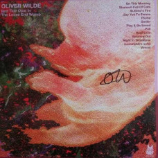 Oliver Wilde - Red Tide Opal In The Loose End Womb (Ltd Col.)