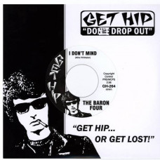 """The Baron Four - I Don't Mind / Things Are Getting Better (Ltd Col. 7"""")"""