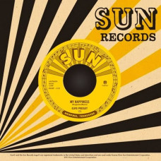 """Elvis Presley - My Happiness /That's When Your Heartaches Begin (7"""")"""