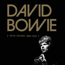 David Bowie - Five Years 1969 - 1973 (Box Set)