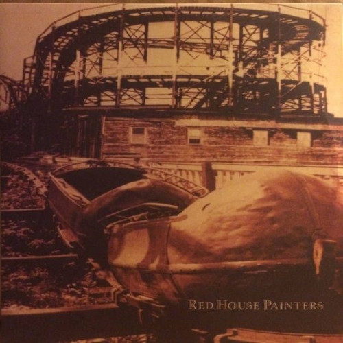 Red House Painters - S/T (I: Rollercoaster) (2xLP)