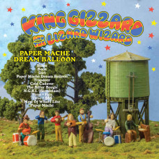 King Gizzard & The Lizard Wizard - Paper Mache Dream Balloon (Ltd Col.)