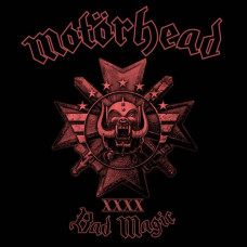 Motörhead - Bad Magic (Ltd Red RSD 2016)