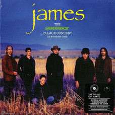 James - The Greenpeace Palace Concert (Ltd Col. 2xLP RSD 2016)