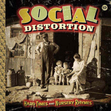 Social Distortion - Hard Times & Nursery Rhymes (2xLP)