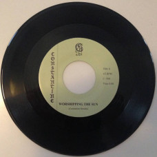 "Constantine - Worshipping The Sun/Blue Iris Baby (Ltd 7"")"