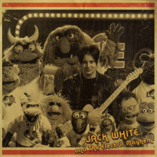"Jack White And The Electric Mayhem - You Are The Sunshine Of My Life (Ltd Col. 7"")"