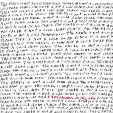 Explosions In The Sky - The Earth Is Not A Cold Dead Place (2xLP)